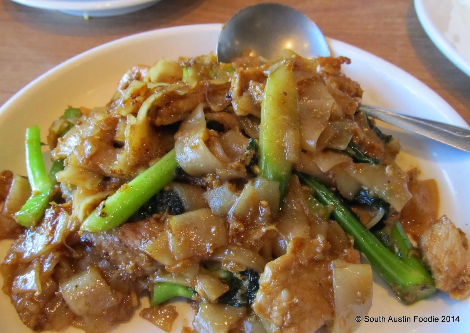 Thai Taste pad see ew