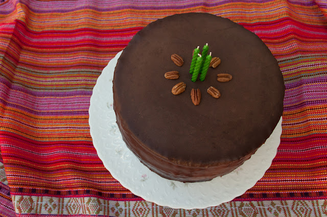 Inside Out German Chocolate Cake Recipe