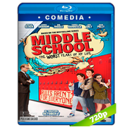 Middle School: The Worst Years of My Life (2016) BRRip 720p Audio Ingles 5.1 Subtitulada