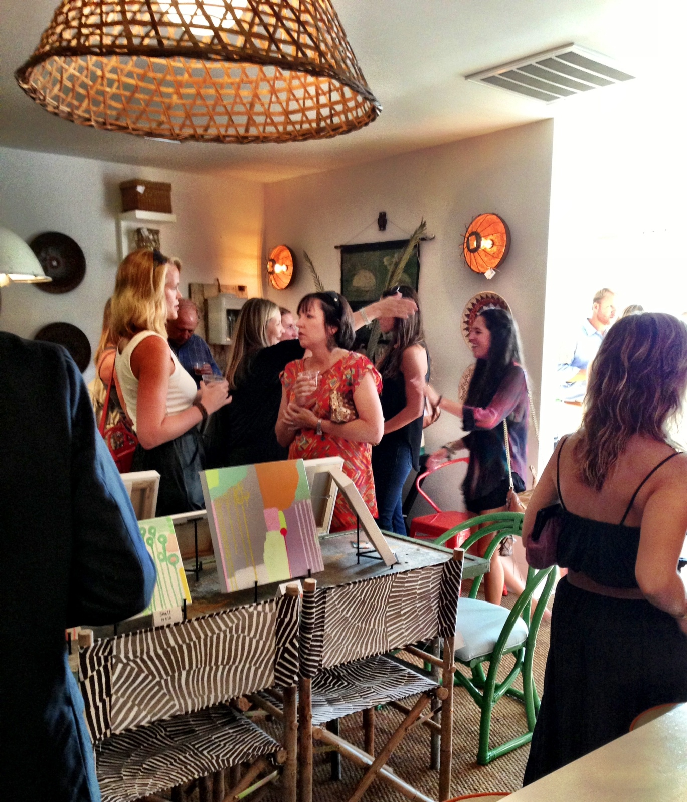 Eclectic interior design group is a full service design firm based in
