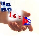 Logo de la Comunidad Cubana en Canadá