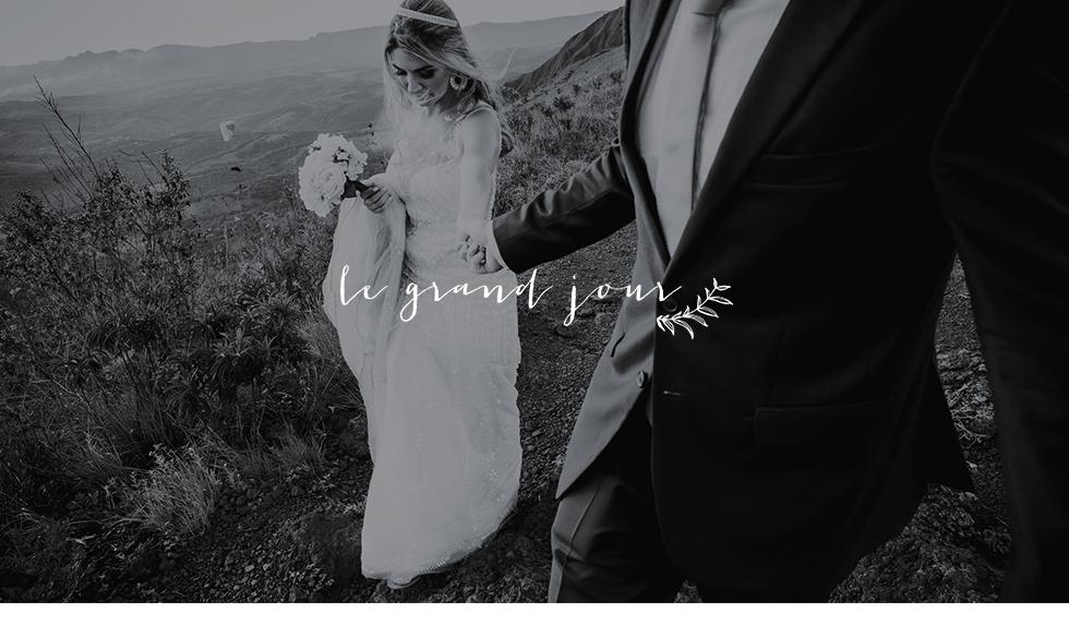 Le Grand Jour - Fotografia de Casamento