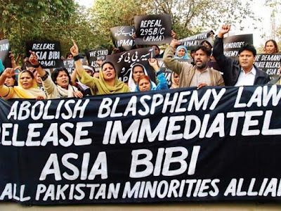 abolish blasphemy law