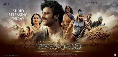 Baahubali Telugu Songs