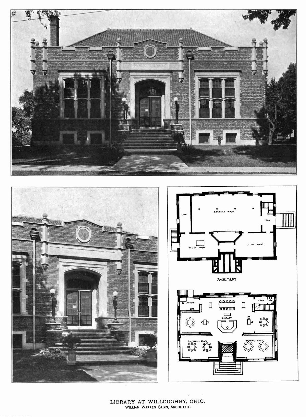 Classic American Domestic Architecture