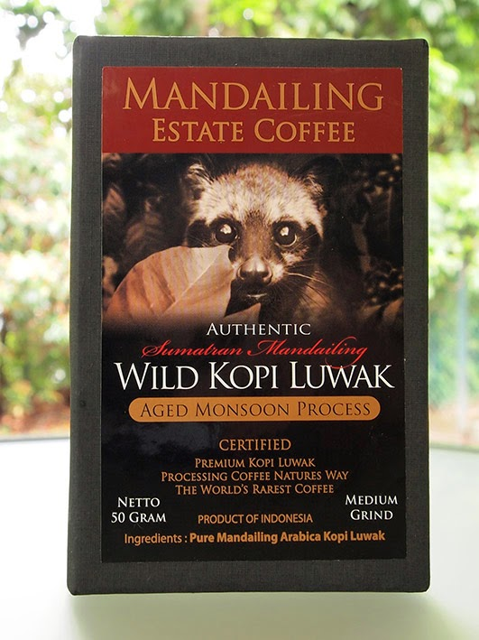 Wild Kopi Luwa - Mandailing Coffee Estate