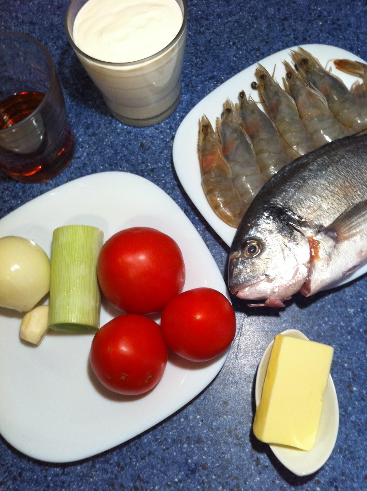 Recetas para cocinar pescado dorado al horno - Cocinar verduras al horno ...