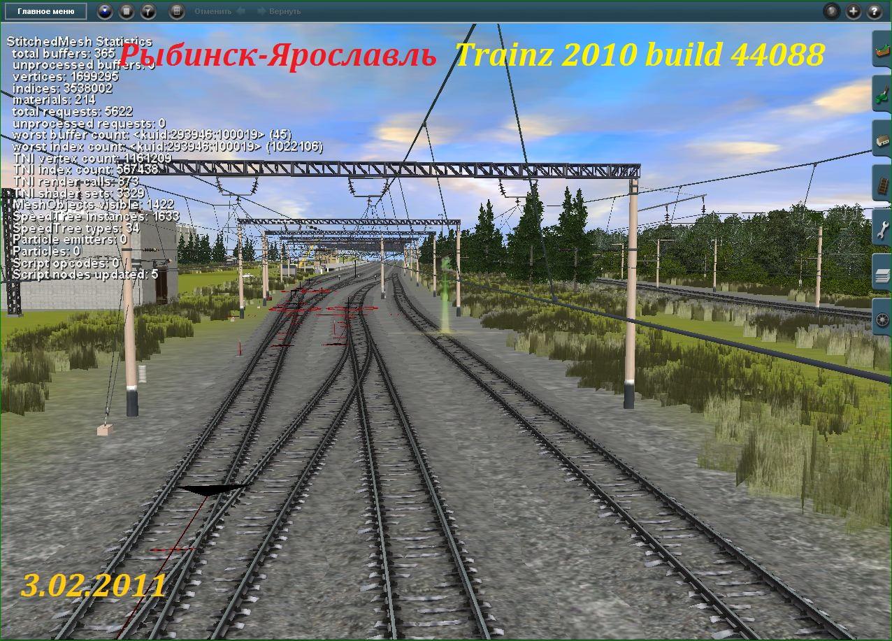 Как сделать маршрут для trainz 12