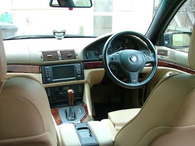 Foto Interior BMW 525i E39