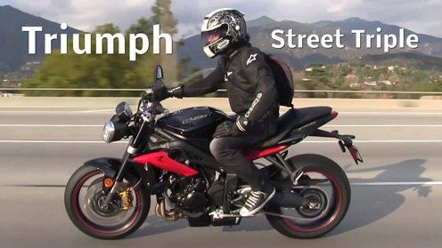 Triumph Street Triple R ABS Review and Price