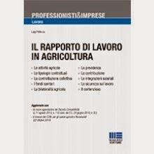 Il rapporto di lavoro in agricoltura