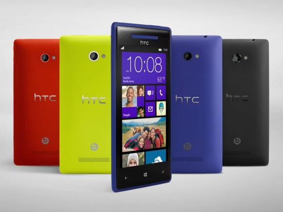 HTC New Smart Phones (HTC 8X )