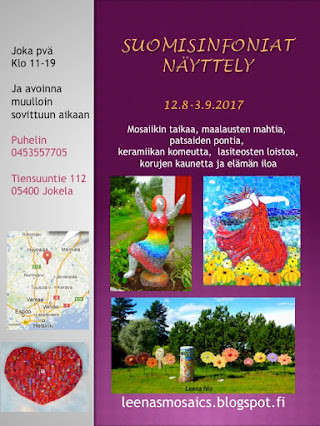 Kesänäyttely  / Summer exhibition