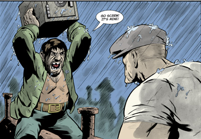 Review: The Goon Volume 2