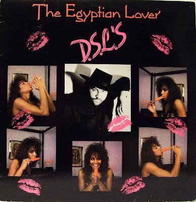 Egyptian Lover – D.S.L.'s (1988, VLS, 320)