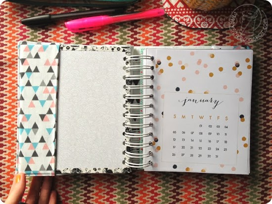Handmade Calendar Tutorial : Marysza handmade goods made with love calendar