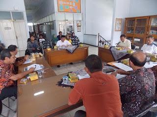 Paslon Walikota Dan Wakil Walikota Pekalongan Bacakan LHKPN