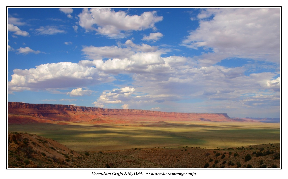 Vermilion Cliffs Viewpoint
