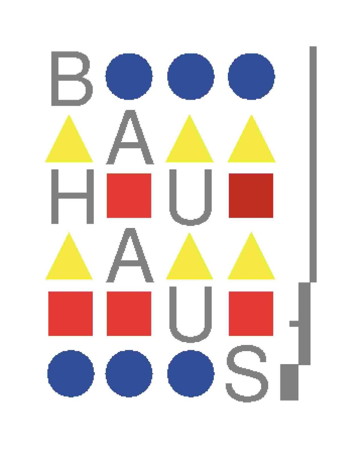 Mania colorida bauhaus um conceito que transp s pocas for Bauhaus pictures