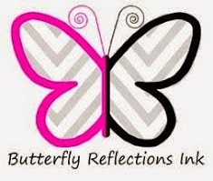 Butterfly Reflections Ink - Shop Till you Drop
