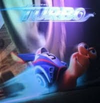 Turbo movie - DreamWorks&#8217; Turbo features the voice of Ryan Reynolds as a garden snail with racing ambitions.