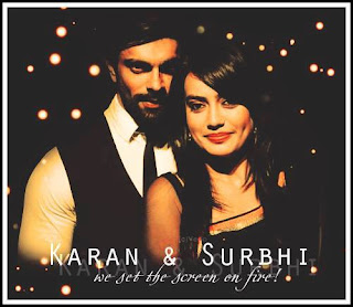 Qubool hai the popular show of Zeetv which is doing pretty well on TRP ...