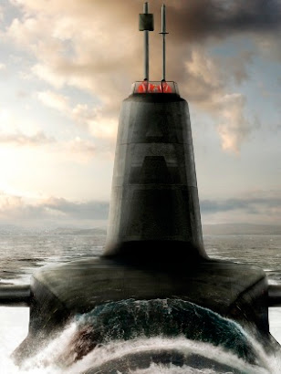 Recent Writing: The World's Most Advanced Submarine