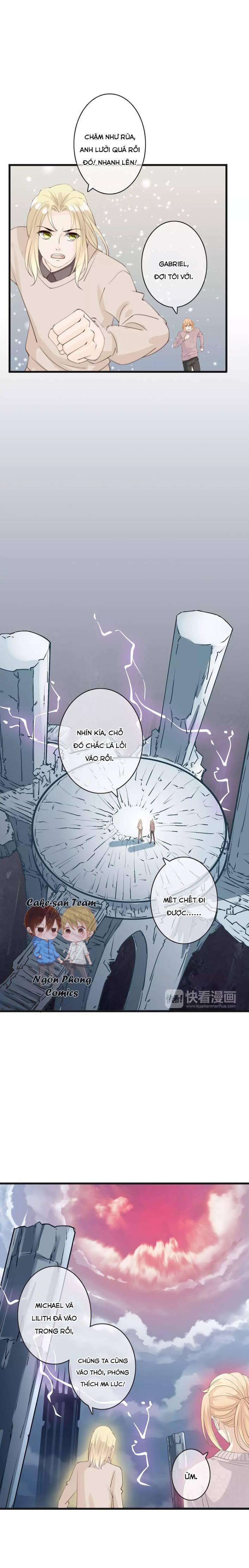 Thiên Thần Không Có Tiết Tháo – Chap 30