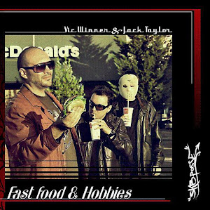 "DESCARGATE GRATIS EL DISCO DE VIC WINNER & JACK TAYLOR ""FAST FOOD & HOBBIES"""