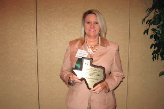 Hencerling has received numerous awards for her service.
