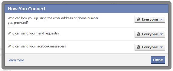 facebookプライバシー設定公開範囲:ESETセキュリティブログ