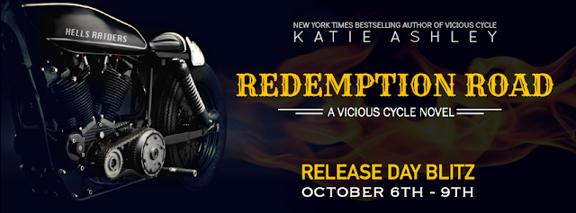 Redemption Road by Katie Ashley Release Blitz + Giveaway