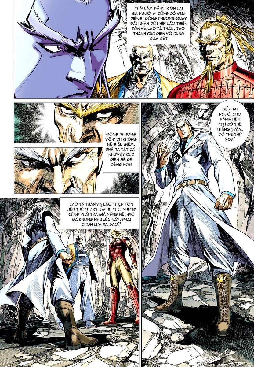 Vương Phong Lôi 2 Chapter 44 - Trang 6