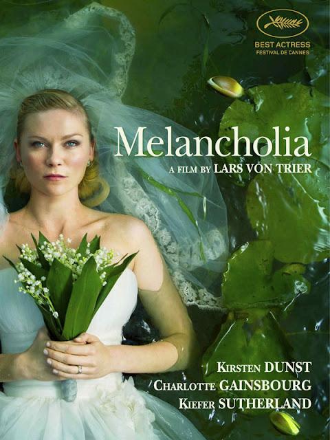 Ánh Trăng Của La-Vôn-Tê - Melancholia (2011) Poster