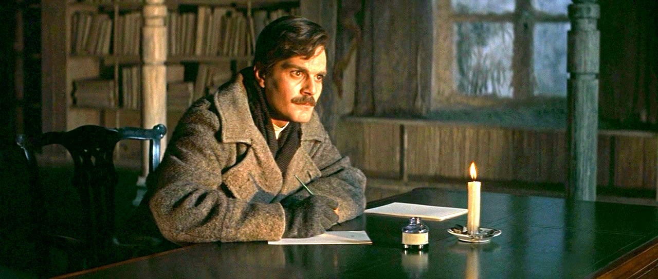 Doctor Zhivago Essay Questions