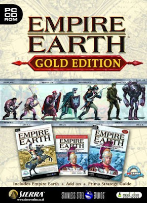 Crack Games Empire Earth Gold Editon Full RIP