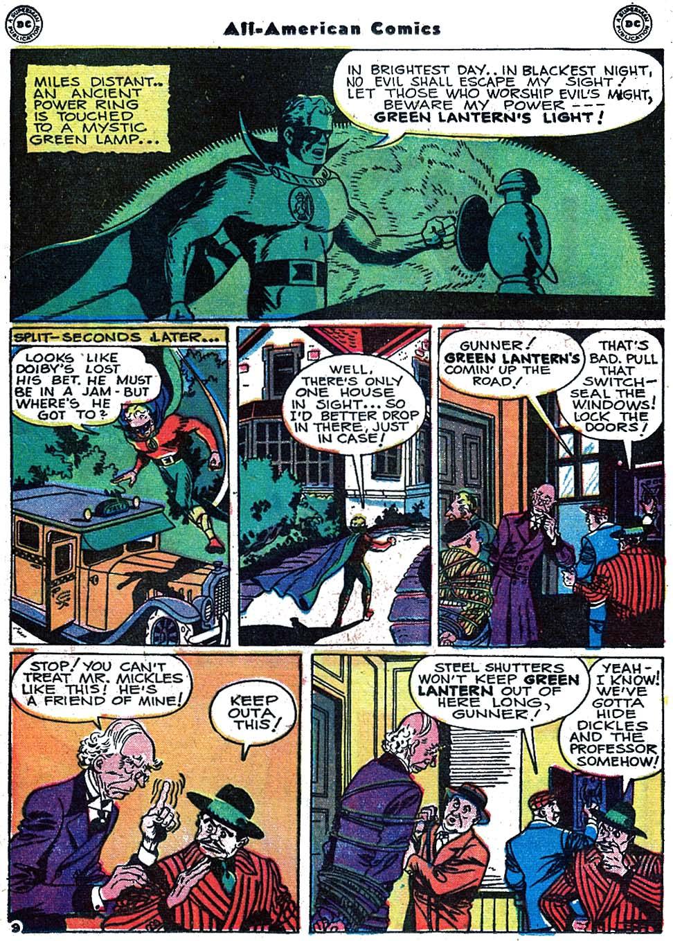 Read online All-American Comics (1939) comic -  Issue #87 - 19