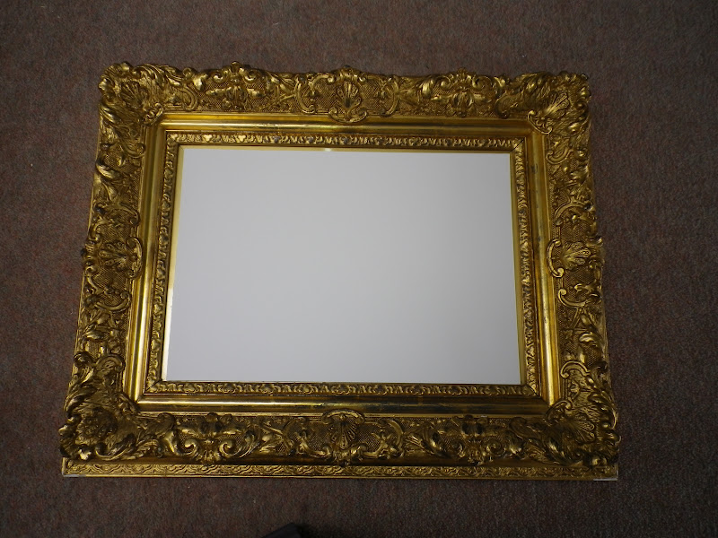 Picture Frame Labels: William Rodman & Co.