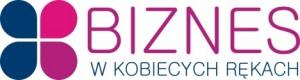 Logo konkursu Biznes w Kobiecych Rękach