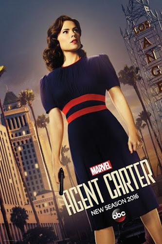 Agent Carter Temporada 2 (HDTV Ingles Subtitulada) (2016)