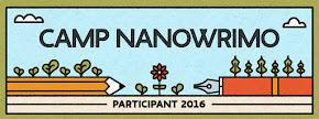 Camp NaNoWriMo 2016 Participant