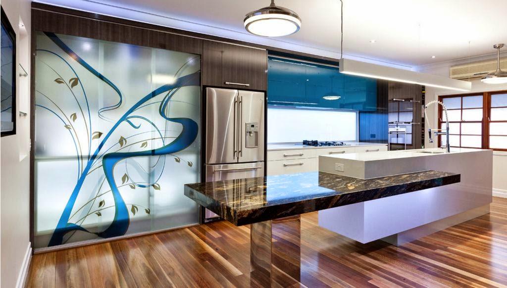 Kitchen Island Modern Style