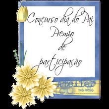 Prémio de Participação dia do Pai