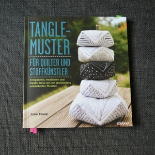 Jane Monk - Tangle-Muster für Quilter