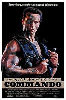 Commando (1985) Hollywood Movie HD