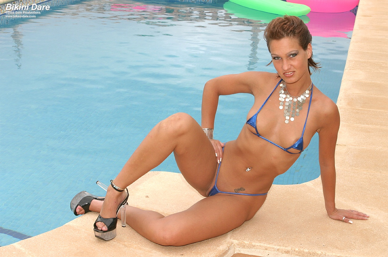 Hot porn bikini mini for mature