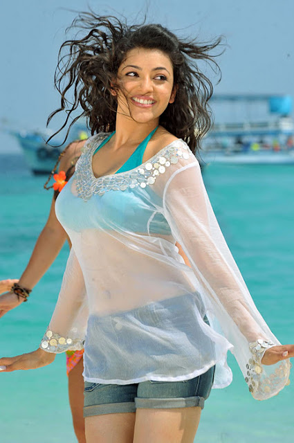 Hot stills of Kajal Agarwal