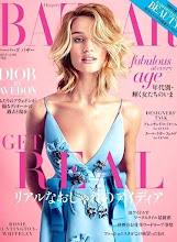 The Hat Of My Atelier In Harper's Bazaar Japan, December 2015 Issue.