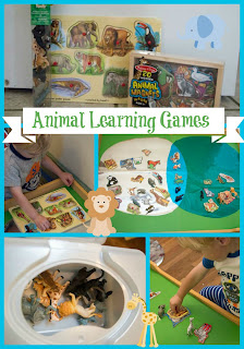 Animal Learning Games