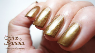 Tip Top Nails South Africa-Créme de Banana